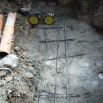 6 abbandono condotte esistenti e posa di nuove condotte su letto di calcestruzzo armato